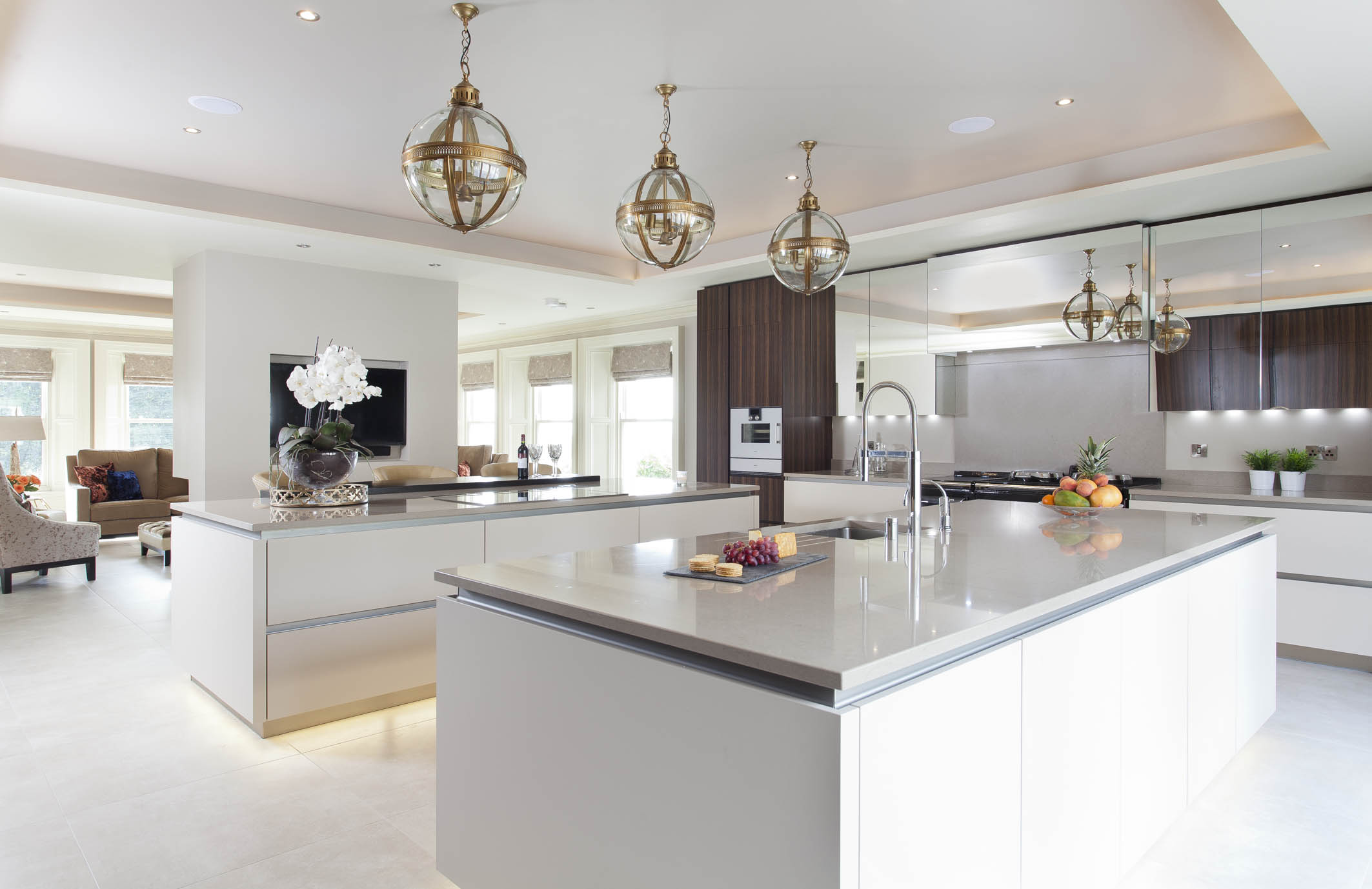 Handmade kitchens ireland luxury handpainted kitchens in for Kitchen designs ireland