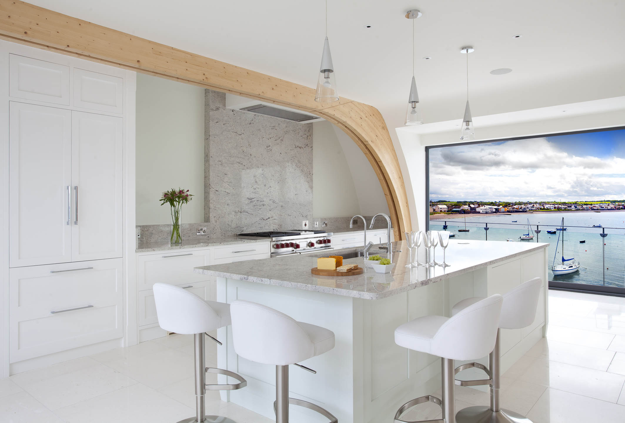 Handmade Kitchens Ireland - Luxury handpainted kitchens in Dublin ...